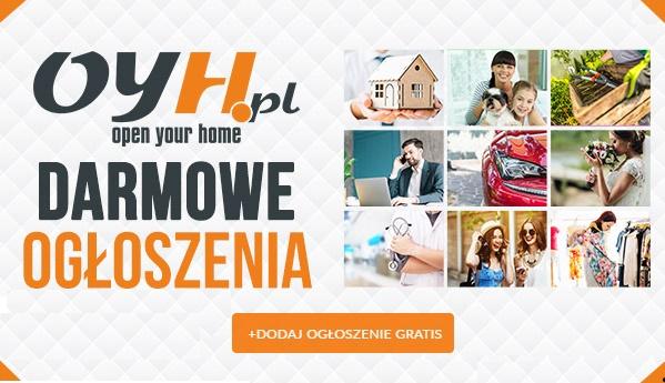 Ogłoszenia darmowe i bezpłatne – dodaj na Oyh.pl